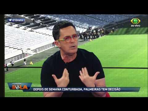 Fernando Fernandes: Palmeiras Tem Problema De Comando
