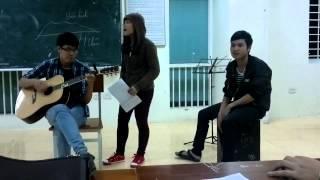 Tóc hát - Guitar