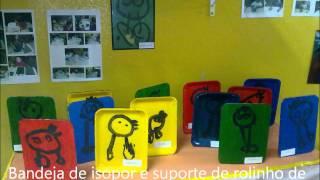 Joan Miró - Projeto de Artes  2011