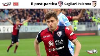Coppa Italia, Cagliari-Palermo: il post-partita