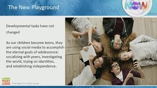 CyberSmart Parents Education Seminar:  More Research: What Kids are Telling Us
