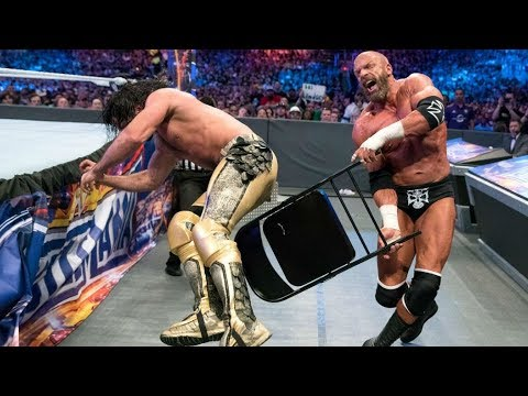 10 WrestleMania 33 Mistakes WWE Can't Repeat At 34