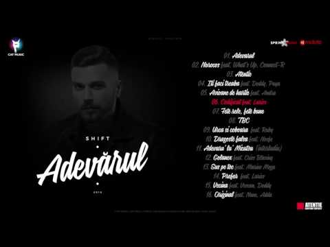 SHIFT feat. Lariss - Codificat | Piesa Oficiala