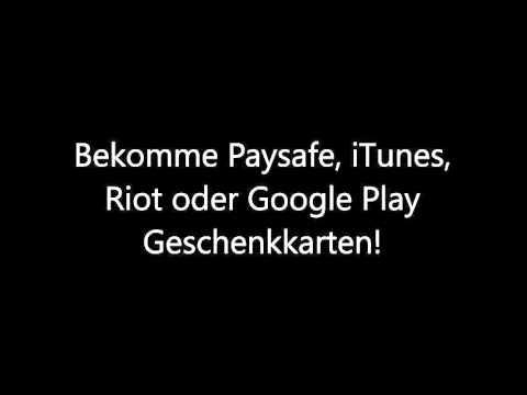 paysafe google play