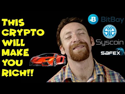 CHEAPEST Cryptocurrency that WILL make you RICH ! Walton Chain,BitBay, SAFEX, SYS COIN, Neo