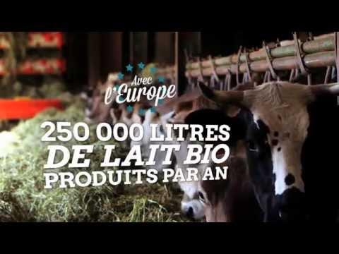 FRANCE 3 : la ferme bio