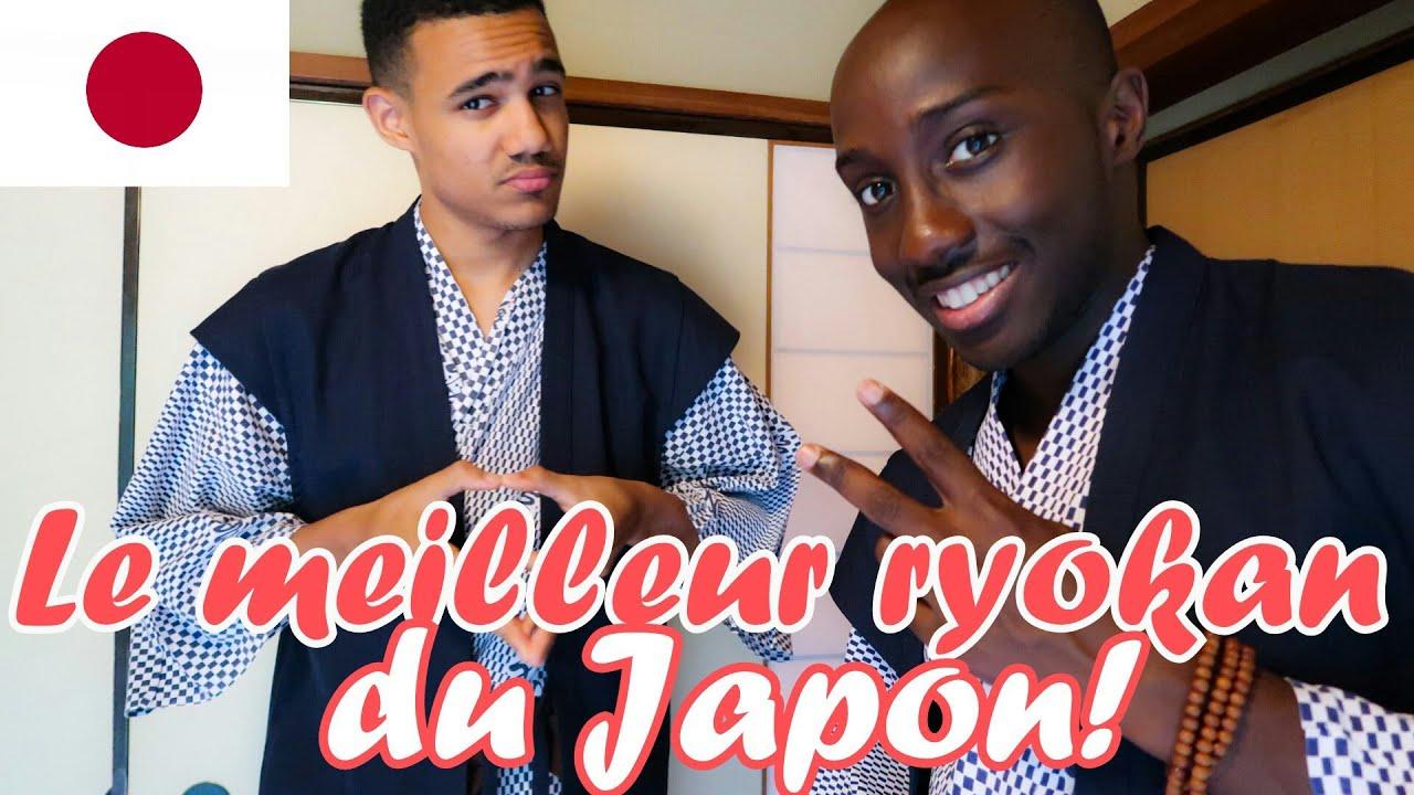 UNE AUTHENTIQUE AUBERGE JAPONAISE | Japon #4 - YouTube