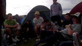 Stevie Is Our Mate! Oxegen 2011