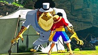 ONE PIECE WORLD SEEKER - Story Trailer (GamesCom 2018)
