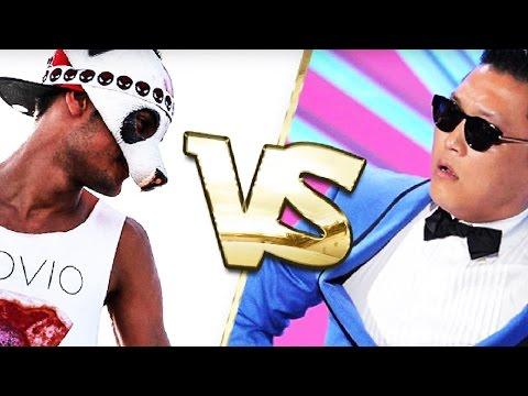PSY vs. CRO - Battle um die Welt
