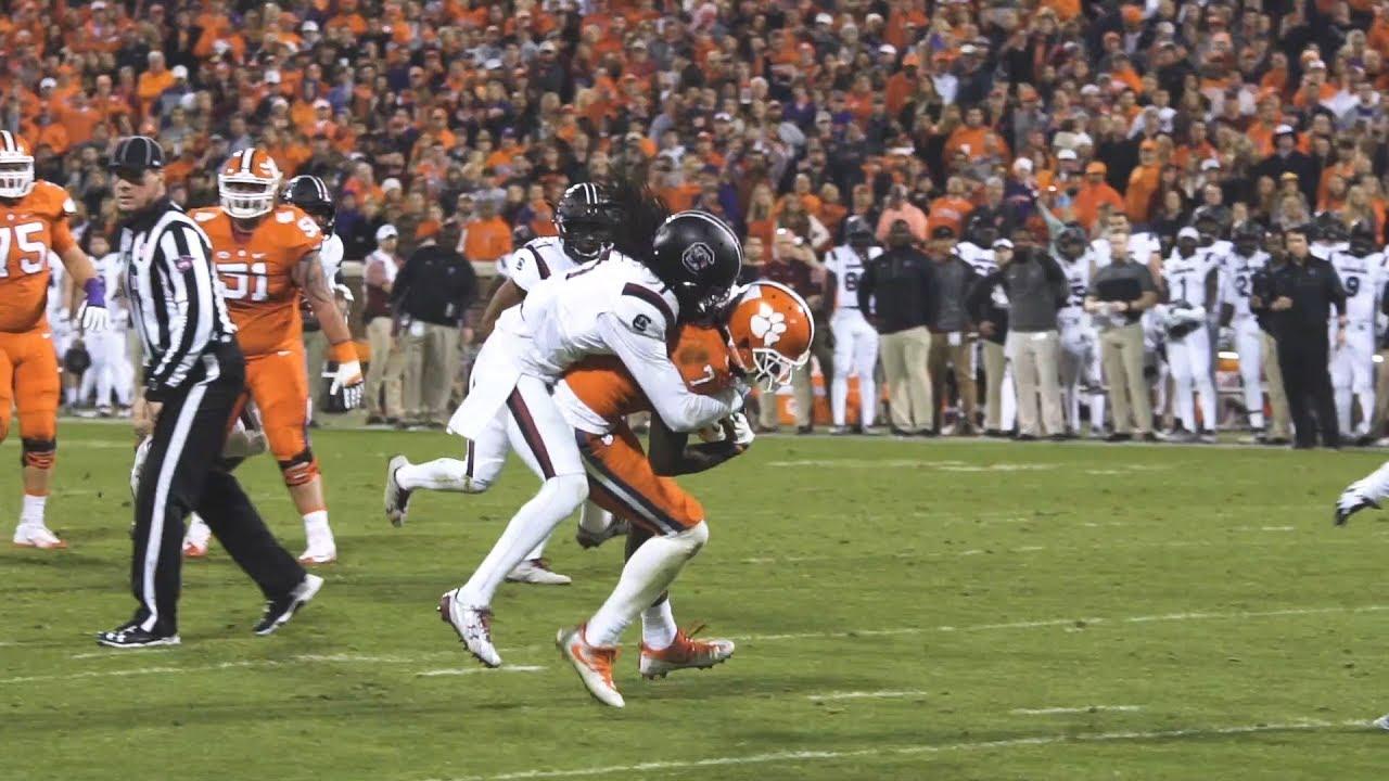 Clemson Football || Clemson vs. South Carolina Hype Video ...