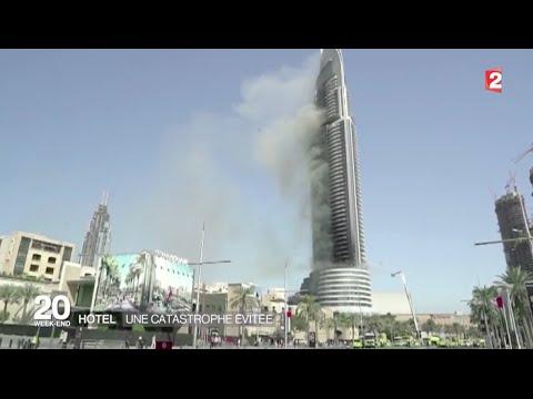 Incendie à Dubaï : comment la catastrophe a été évitée