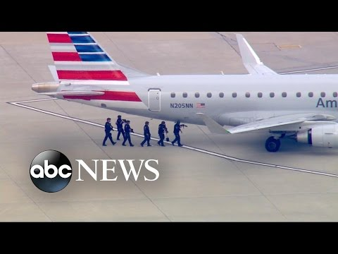 Airline Bomb Threats Cause Havoc at Airports