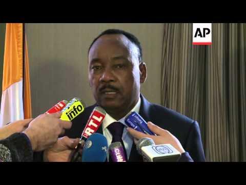 Niger President comments on Mandela, reaction in Kenya
