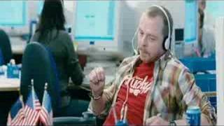 Life at a call center(Clip from the movie