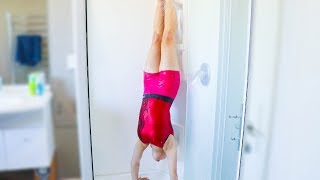 a-gymnasts-morning-routine