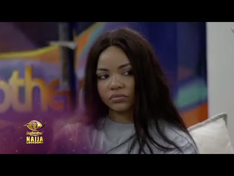 Day 28: Laycon counsels Nengi | Big Brother: Lockdown | Africa Magic