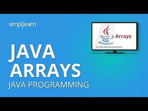 Arrays In Java: Declare, Define, and Access Array