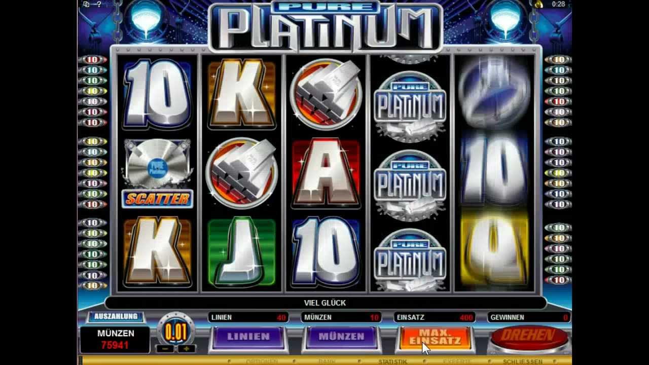 Platinum Slots