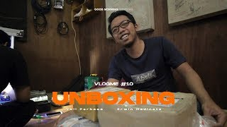 GOOD MORNING EVERYONE #VloGME #10 UNBOXING