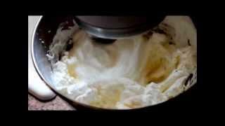 Sweet Almond Swiss Meringue Buttercream