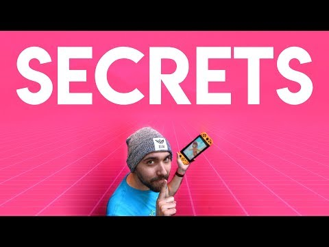 Nintendo Switch Secrets!