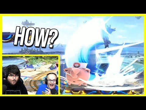 ZeRo + Mew2King Show How BROKEN Cloud and Ultimate Is! | Smash Ultimate Highlights #011