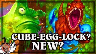 NEW Cube-Egg-Lock? ~ The Witchwood ~ Hearthstone