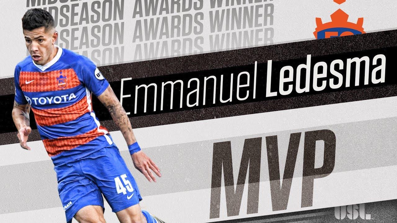 2018 Midseason Awards Winner - MVP