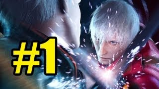 Devil May Cry 3: Part 1 - Farewell Dante