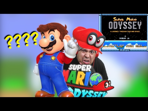 Thumbnail: THIS GAME BEEN OUT!!! [SUPER MARIO ODYSSEY]