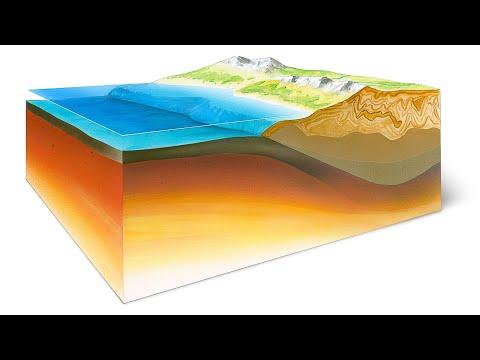Тектоническое строение земной коры видеоурок