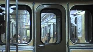 Metro Sofia - jízda 81-71