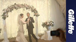 Gillette #FirstReal — «Танец» (бэкстейдж) | Сериал от Gillette