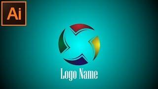 Adobe Illustrator CC, Modern Bir Logo Tasarımı Oluşturma