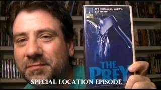 THE PREY Rated R 1984   Klimczak's Killer Collection   Episode 17