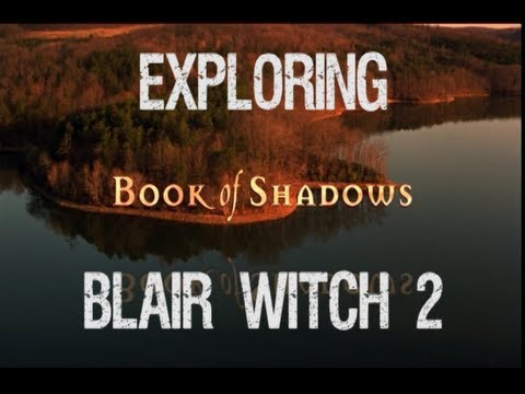 Exploring Blair Witch 2 Book of Shadows