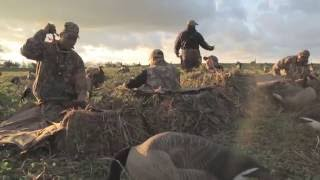 Part 2 The Grind Waterfowl TV Ontario with WildEar and Fall Flight Outdoors Season 4