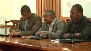 Big News from the Minister of Finance and the Public Service | Major Story  | CVMTV