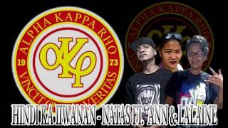 AKRHO RAP (HINDI KA IIWANAN) - NATAS FT. ANN & LALAINE