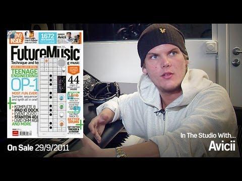 Avicii: In The Studio With Future  Magazine issue 245