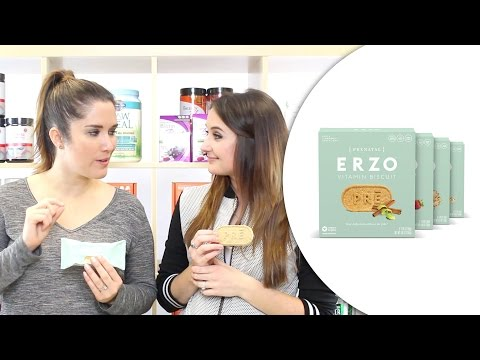 The Scoop: Prenatal Vitamin Snacks - ERZO