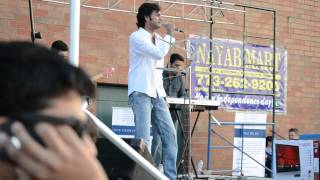 Pakistan Day Mela at Warren Park Singer Live Music  performing songs