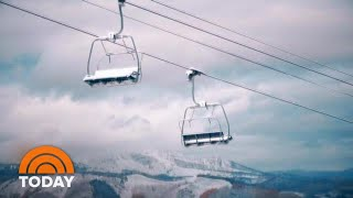 Skier Suffocates In Bizarre Chairlift Accident At Colorado Resort | TODAY