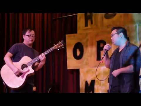 Billy Thao ft. Richie Lo - Michael Buble cover - HSA Open Mic 2015