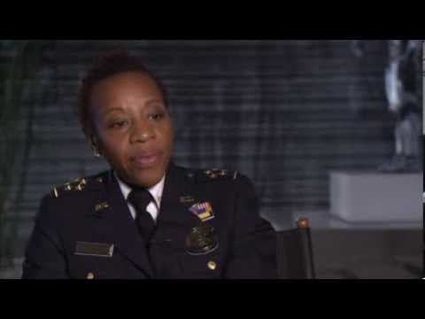 RoboCop Marianne Jean Baptiste Set Interview
