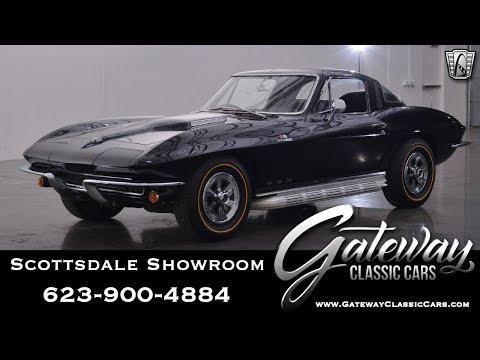 1965 Cherolet Corvette Gateway Classic Cars #507-SCT