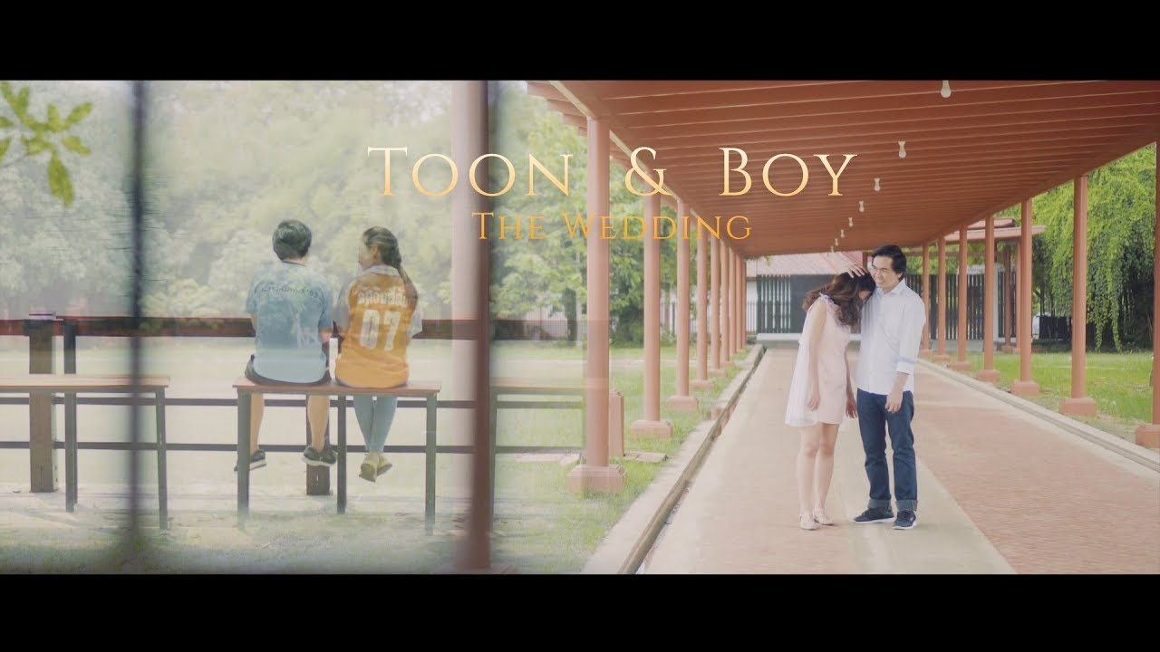 Wedding Shortfilm K.Toon+Boy
