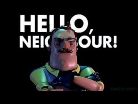 Где и как СКАЧАТЬ и УСТАНОВИТЬ игру Hello Neighbor Alpha 3 БЕСПЛАТНО !!!