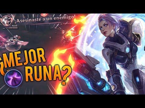 ¿LA MEJOR RUNA CON RIVEN? | NADIE PUEDE ESCAPAR ANTE TANTA VM | RIVEN TOP S8